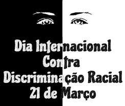 CAMPANHA CONTRA A DISCRIMINAÇÃO RACIAL